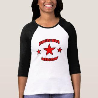 Nyctyの女の子のRaglan Tシャツ