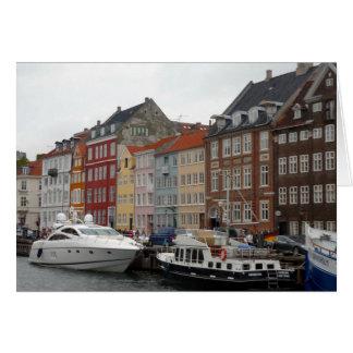 nyhavnのモダン カード