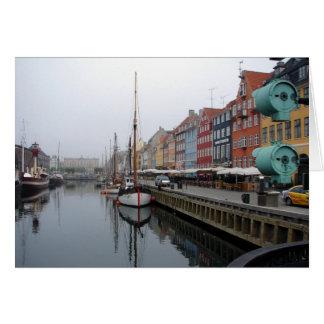 NYHAVN港コペンハーゲン カード
