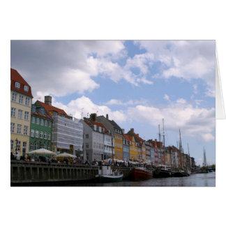 Nyhavn カード