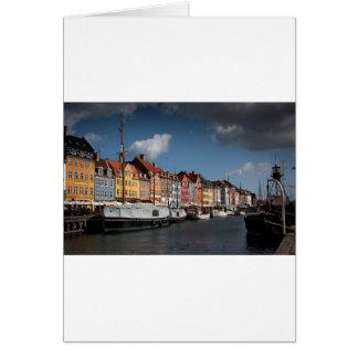 Nyhavn、コペンハーゲン カード