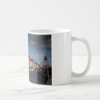 Nyhavn、コペンハーゲン コーヒーマグカップ