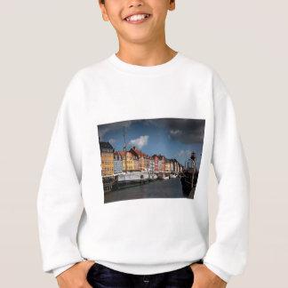 Nyhavn、コペンハーゲン スウェットシャツ