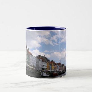 Nyhavn ツートーンマグカップ