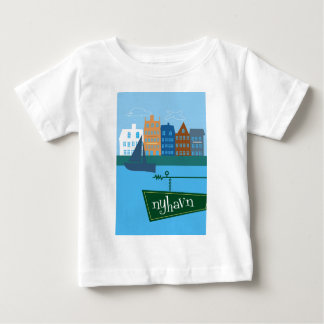 Nyhavn ベビーTシャツ