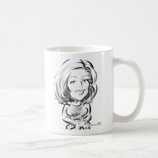 NYJTLの風刺漫画のマグ11a コーヒーマグカップ
