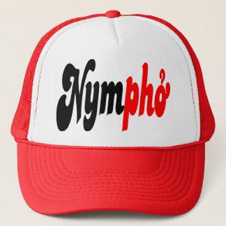Nympho キャップ