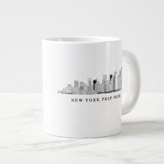 NYPPのマグの古典 ジャンボコーヒーマグカップ