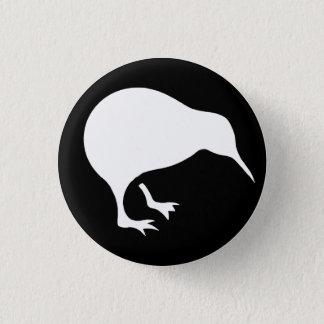 NZのキーウィ 3.2CM 丸型バッジ