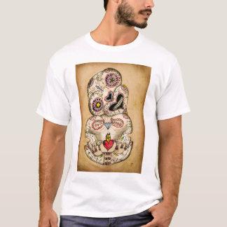 NZの砂糖Tiki Tシャツ
