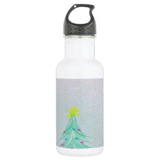 Oのクリスマスツリー… ウォーターボトル
