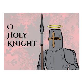 Oの神聖な騎士 ポストカード