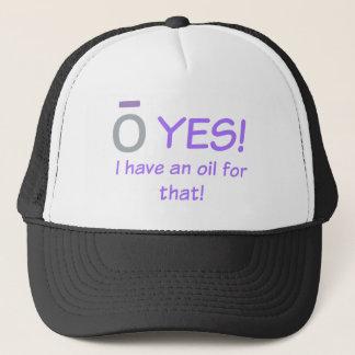 OのYES! 私に油のトラック運転手の帽子があります キャップ