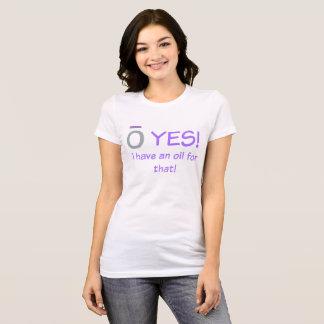 OのYES! Tシャツ