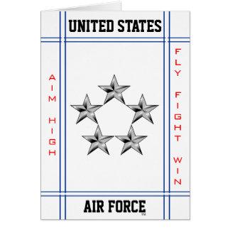 O-10空軍元帥 カード