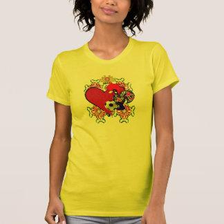 O Amorポルトガル- Selecção das Quinas Tシャツ