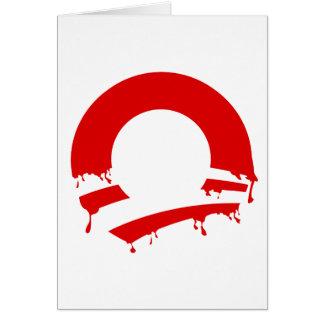 O (V)オバマ カード