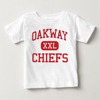 Oakway -責任者-中間-ウエストミンスター ベビーTシャツ