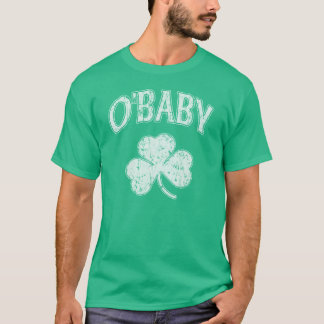 O'Babyのアイルランド人のシャムロック Tシャツ