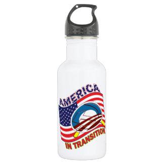 - OBAMANIZATION -変動するアメリカ社会的ニして下さい ウォーターボトル