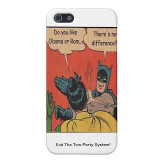 ObamneyのiPhone 5の場合 iPhone 5 カバー
