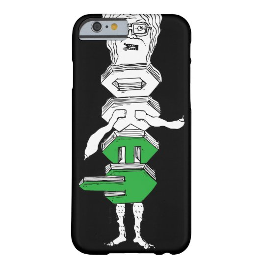 Obemjii Green Barely There iPhone 6 ケース