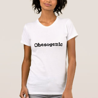 Obesogenic Tシャツ