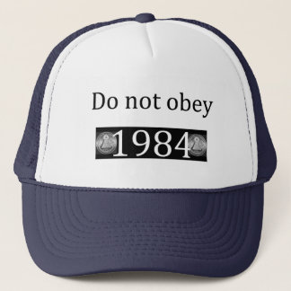obey/1984は キャップ