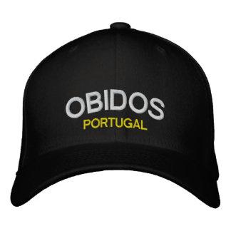 Obidosポルトガルのカスタムな野球帽 刺繍入りキャップ
