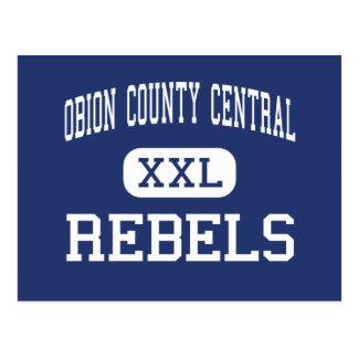 Obion郡の本部-反逆者-高イリオス ポストカード