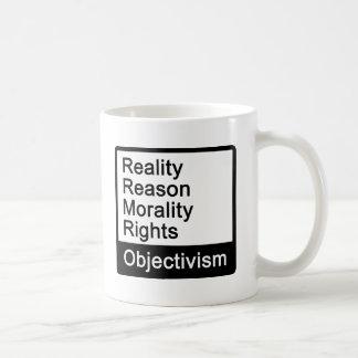 Objectivismは何ですか。 マグ
