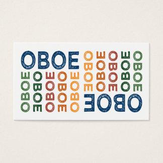 Oboeのカラフル 名刺