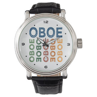 Oboeのカラフル 腕時計