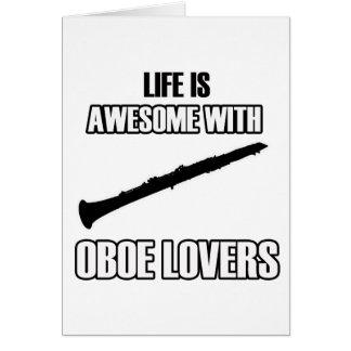 oboeのoboe カード