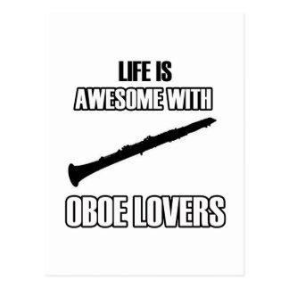 oboeのoboe ポストカード