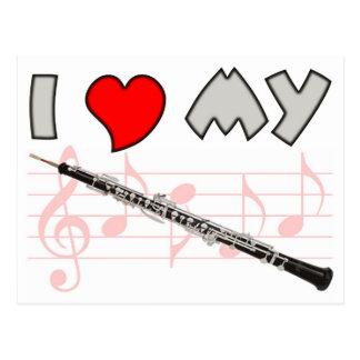 Oboe愛 ポストカード