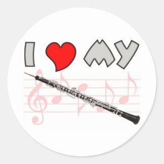 Oboe愛 ラウンドシール