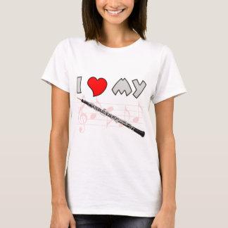 Oboe愛 Tシャツ