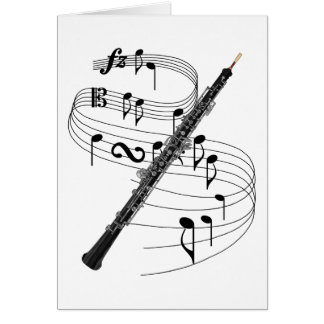 Oboe カード