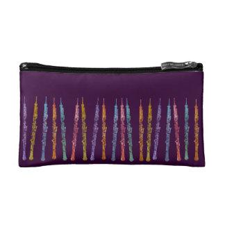Oboesの虹 コスメティックバッグ