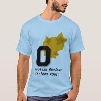 obvious大尉 tシャツ