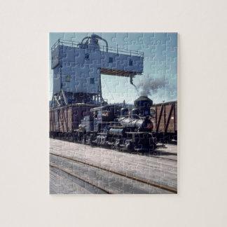 OBW 18トンのShay機関車#1_Trains ジグソーパズル