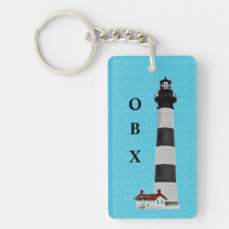 OBXの灯台 キーホルダー