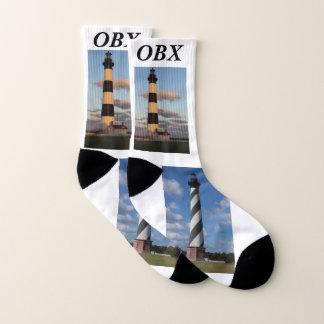 OBXの灯台 ソックス