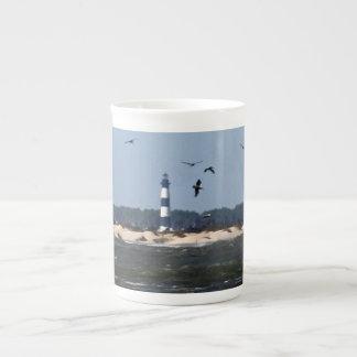 OBXの灯台 ボーンチャイナカップ