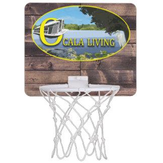 Ocalaの生存小型バスケットボールのゴール ミニバスケットボールネット