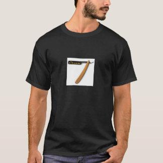 Occamのかみそりの暗闇のTシャツ Tシャツ