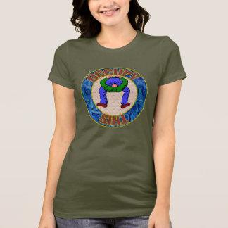 Occupy wall streetのTシャツ。 Tシャツ