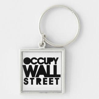 Occupy wall street キーホルダー