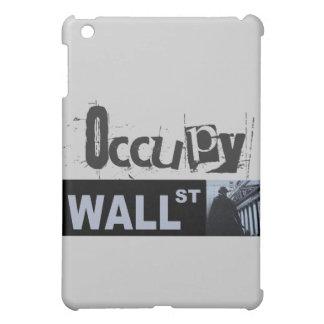 Occupy wall street iPad mini case